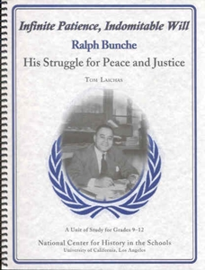 Picture of Infinite Patience, Indomitable Will: Ralph Bunche and His Struggle for Peace and Justice (NH184Print)