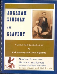 Picture of Abraham Lincoln and Slavery (NH124Print)