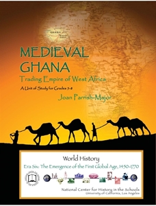Picture of Ghana: Medieval Trading Empire (NH107Print)