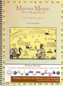 Picture of Mansa Musa: African King of Gold: E-BOOK (NH108E)