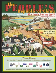 Picture of The People's Republic of China: Who Should Own the Land (NH114Print)