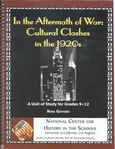 Picture of In the Aftermath of War: Cultural Clashes of the Twenties: E-BOOK (NH131E)