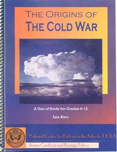 Picture of The Origins of the Cold War: E-BOOK (NH132E)