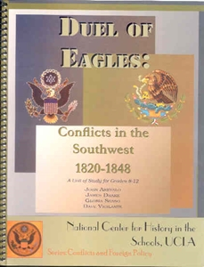 Picture of Duel of Eagles: Conflicts in the Southwest, 1820-1848: E-BOOK (NH136E)