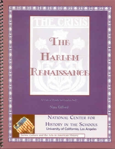 Picture of The Harlem Renaissance: E-BOOK (NH138E)