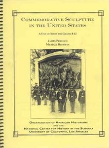 Picture of Commemorative Sculpture in the United States: E-BOOK (NH161E)