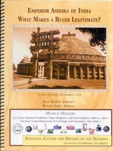 Picture of Emperor Ashoka of India: What Makes a Ruler Legitimate?: E-BOOK (NH169E)