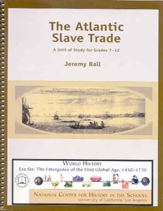 Picture of The Atlantic Slave Trade E-BOOK (NH175E)