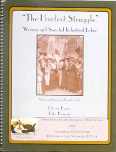 Picture of The Hardest Struggle: Women and Seated Industrial Labor: E-BOOK (NH177E)