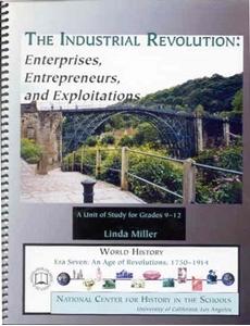Picture of The Industrial Revolution: Enterprises: E-BOOK (NH186E)