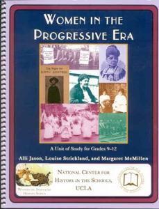 Picture of Women in the Progressive Era: E-BOOK (NH129E)