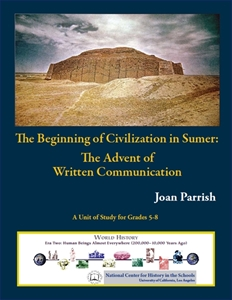 Picture of The Beginning of Civilization in Sumer: The Advent of Written Communication: CLASSROOM LICENSE (NH101E)