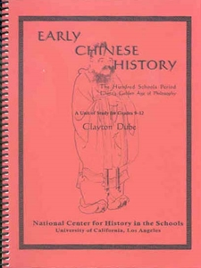 Picture of Early Chinese History: The Hundred Schools Period: CLASSROOM LICENSE (NH105E)