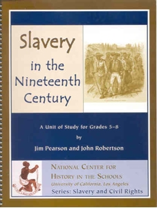 Picture of Slavery in the 19th Century: CLASSROOM LICENSE (NH122E)