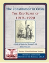 Picture of The Constitution in Crisis: The Red Scare of 1919-1920: CLASSROOM LICENSE (NH130E)
