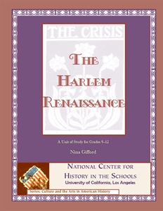 Picture of The Harlem Renaissance: CLASSROOM LICENSE (NH138E)