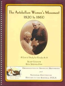Picture of Antebellum Women's Movement, 1820-1860 CLASSROOM LICENSE (NH163E)