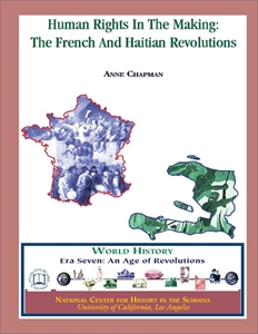 Picture of Human Rights in the Making: The French and Haitian Revolutions: CLASSROOM LICENSE (NH182E)
