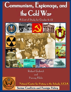 Picture of Communism, Espionage and the Cold War: CLASSROOM LICENSE (NH185E)