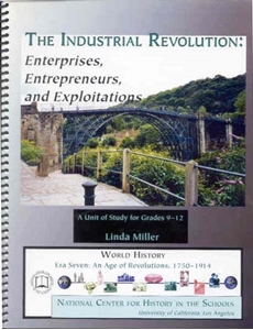 Picture of The Industrial Revolution: Enterprises: CLASSROOM LICENSE (NH186E)
