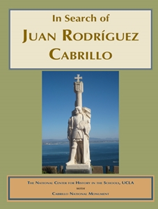 Picture of In Search of Juan Rodríguez Cabrillo: CLASSROOM LICENSE (NH201E)