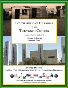 Picture of South African Dilemmas in the 20th Century: E-BOOK (NH167E)