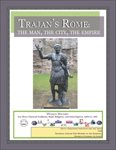 Picture of Trajan's Rome: The Man, the City, the Empire: CLASSROOM LICENSE (NH158E)