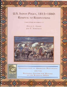 Picture of U.S. Indian Policy, 1815-1860, Removal to Reservations: CLASSROOM LICENSE (NH174E)
