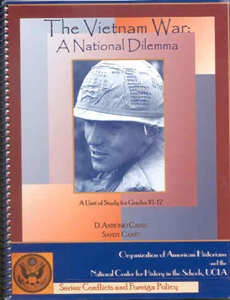 Picture of The Vietnam War: A National Dilemma: CLASSROOM LICENSE (NH180E)