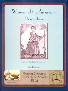 Picture of  Women of the American Revolution: CLASSROOM LICENSE (NH120E)