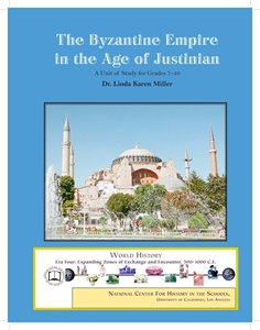 Picture of The Byzantine Empire in the Age of Justinian: CLASSROOM LICENSE (NH152E)