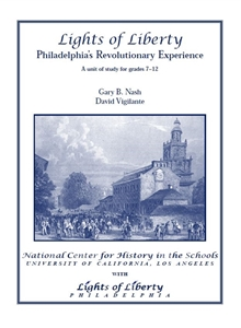 Picture of Lights of Liberty: Philadelphia's Revolutionary Experience: CLASSROOM LICENSE (NH173E)