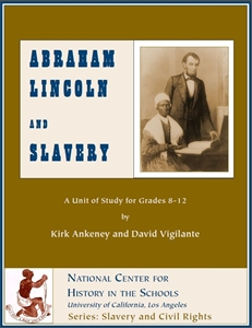 Picture of Abraham Lincoln and Slavery: E-BOOK (NH124E)
