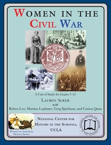 Picture of Women in the Civil War: CLASSROOM LICENSE (NH193E)